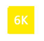安博电视盒子-6K高清HDR画质6K 60fps 硬体解码,支持主流视频格式, 真实还原细节画面层次更分明、鲜艳动人