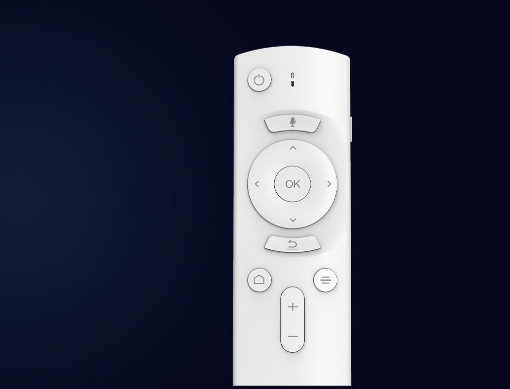 安博电视盒AI语音摇控器
